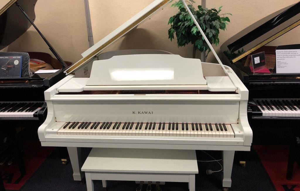Kawai GS40 Grand Piano - 2